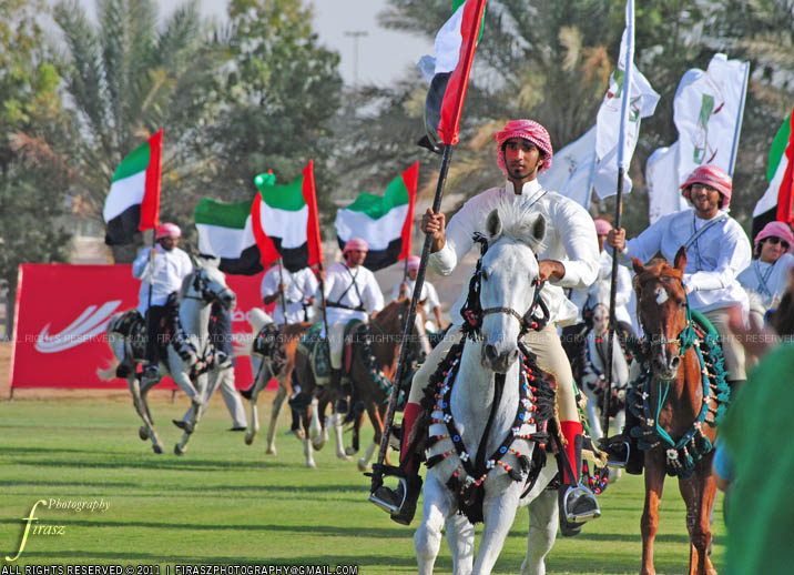 Polo pic1-The welcome show