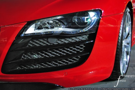 Eye of Audi R8
