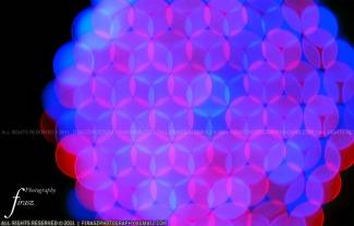 Hexagonal flash trap