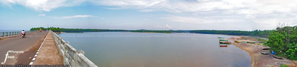 From Kadalundi bridge