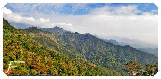 Wayanad Mountains