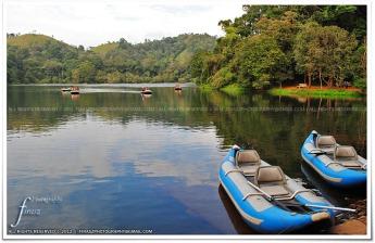 Pookot Lakeshore, Wayanad