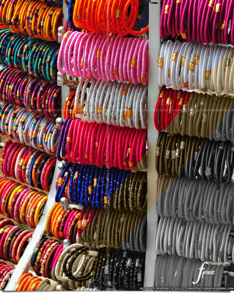 Colorful Bangles, New Delhi
