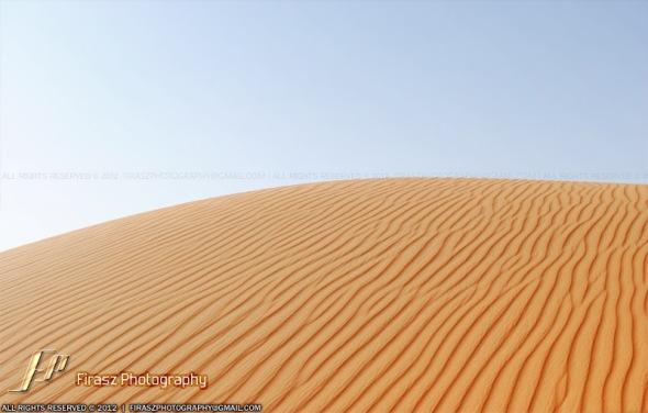 Deserts of Liwa