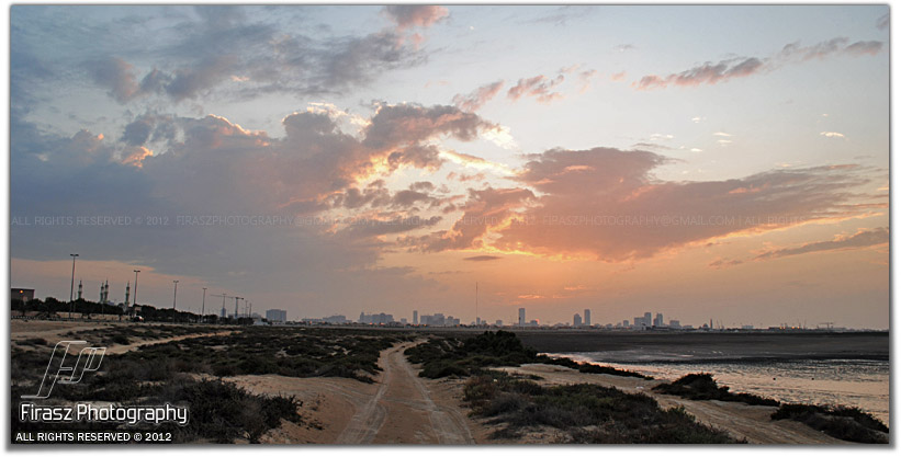 Ajman Sunset