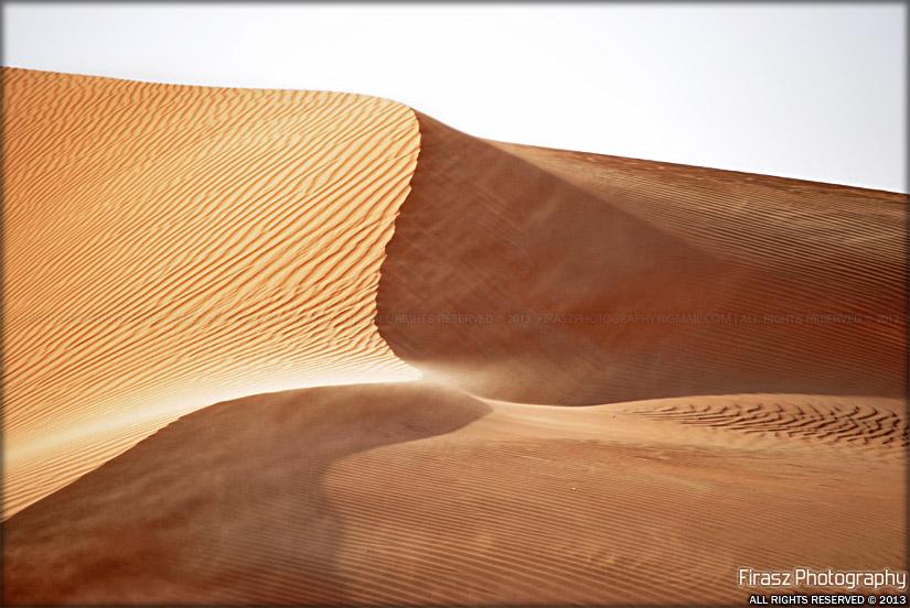 Flying Sand