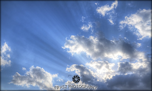 Rays and Clouds2