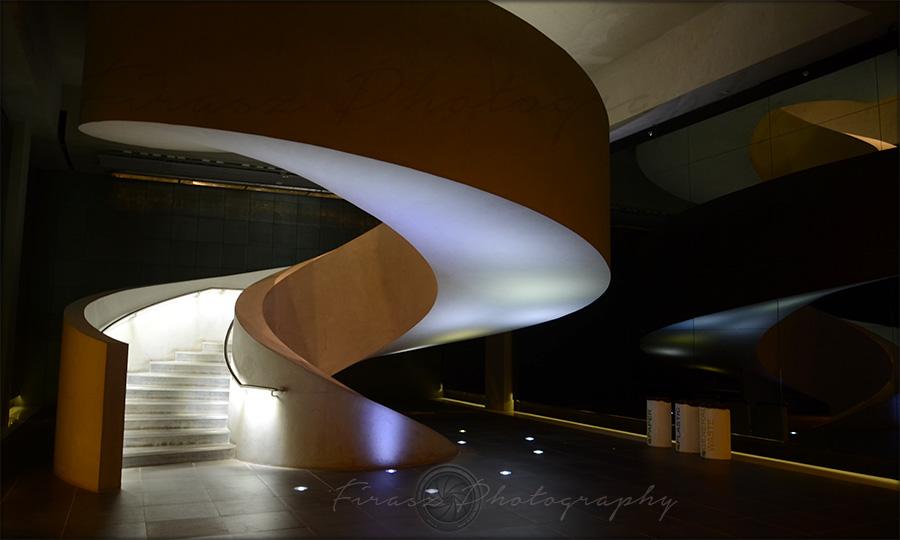 Lighted spiral2