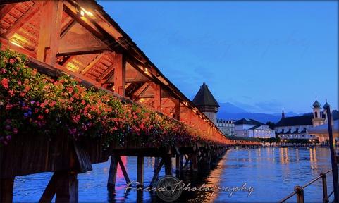 Evening by the Bridge2