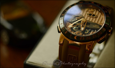 Wrist Watches in Frame2