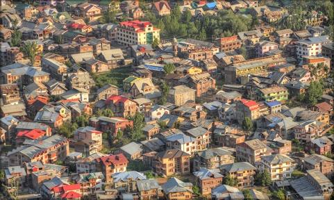 Dense Town2