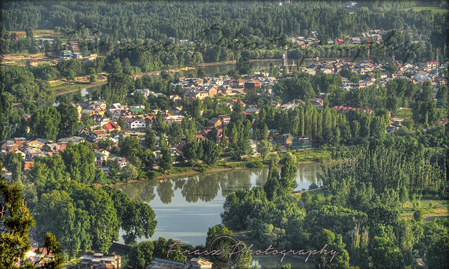 Dense Town1