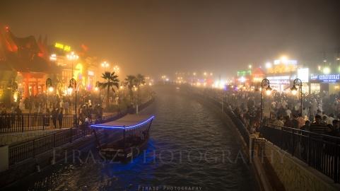 A Hazy Evening